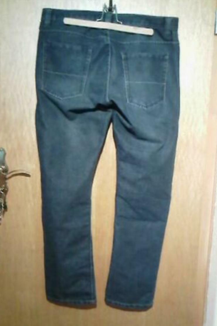 "Bild 4: Jeans "" INFINITY "" ( W 34 / L 32 ) in blau, dunkelblau, wie NEU"
