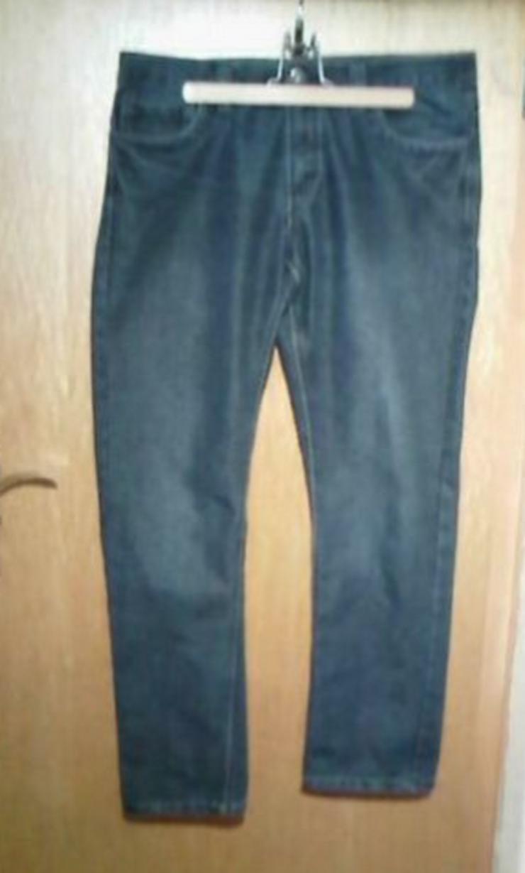 "Jeans "" INFINITY "" ( W 34 / L 32 ) in blau, dunkelblau, wie NEU"