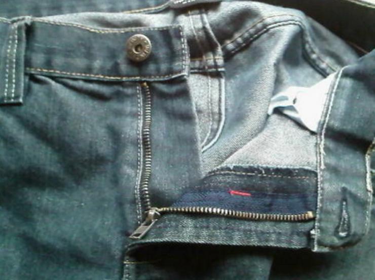 "Bild 6: Jeans "" INFINITY "" ( W 34 / L 32 ) in blau, dunkelblau, wie NEU"