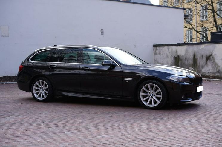 BMW 520 5er xDrive Touring Aut.