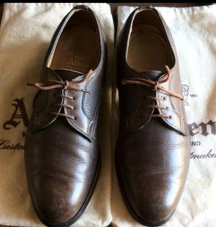 ALDEN Schuhe Hand made