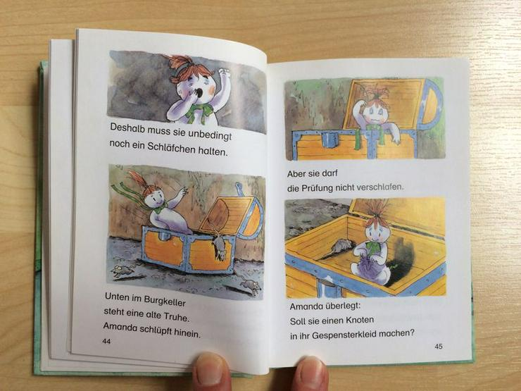 """Bild 4: Kinderbuch """"Piccolino Gespenstergeschichten"""""""