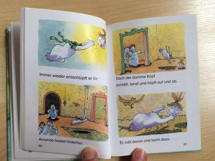 """Bild 5: Kinderbuch """"Piccolino Gespenstergeschichten"""""""