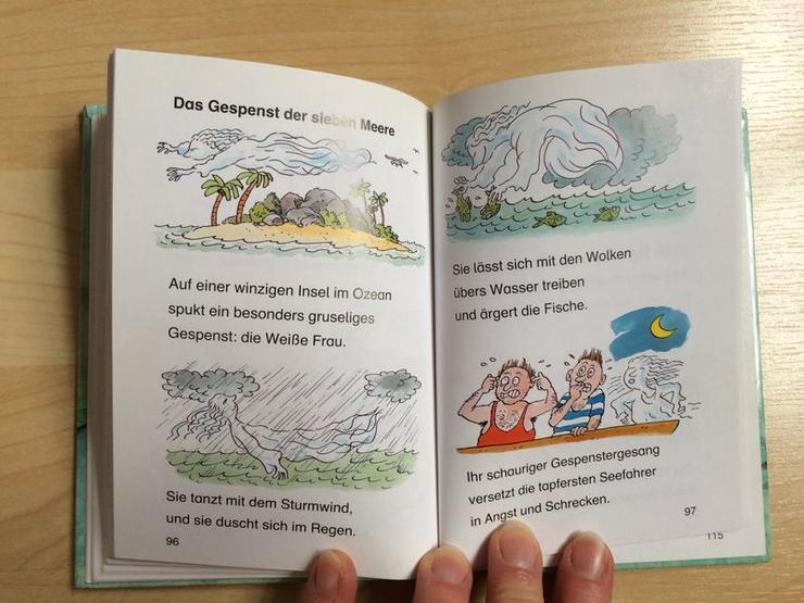"""Bild 6: Kinderbuch """"Piccolino Gespenstergeschichten"""""""