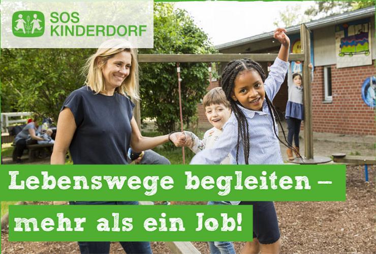 SOS-Kinderdorf — Erzieherinnen / Sozialpädagoginnen (m/w/d) als SOS-Kinderdorfmutter / -vater