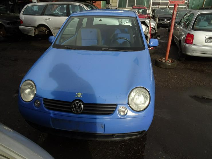 Schlachtfest VW Lupo 210021