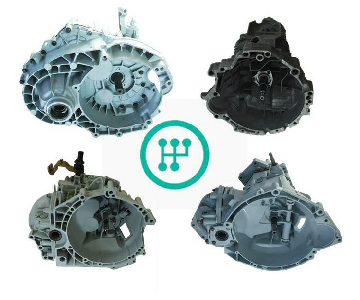 Getriebe PF6034 Renault Master Opel Movano 2.3 6-Gang GARANTIE