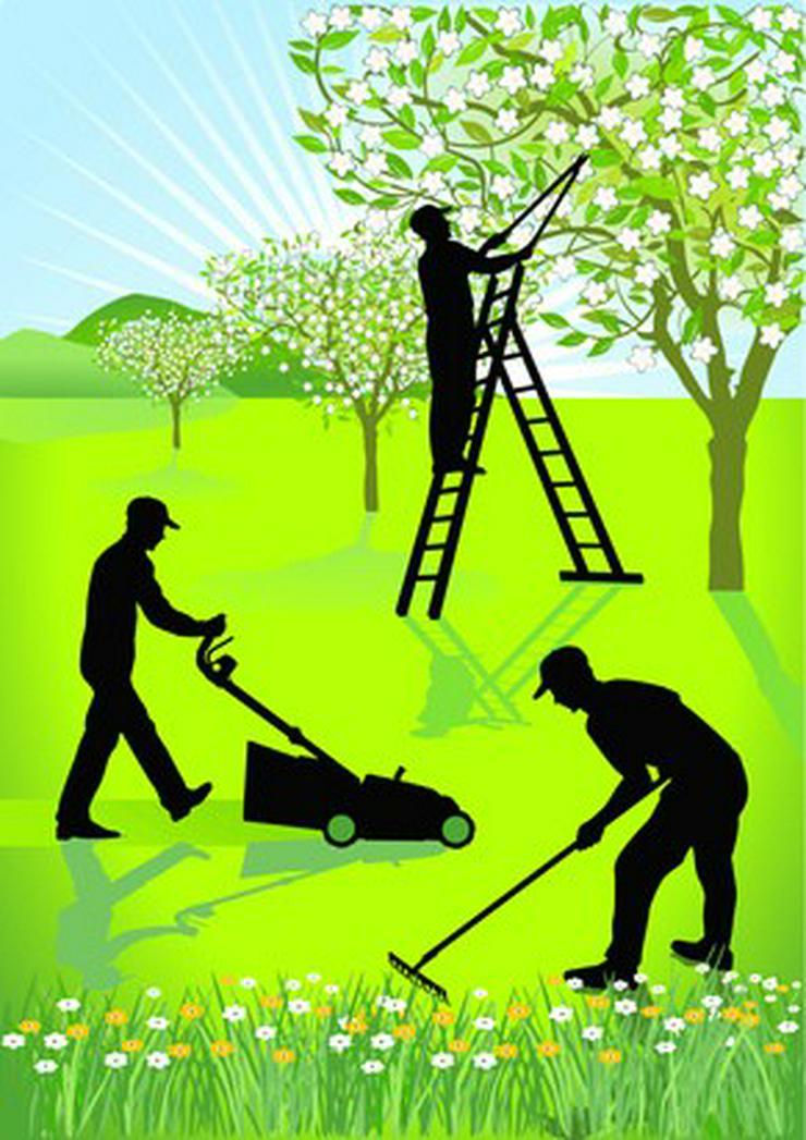Garten und Landwirtschaftsbautätigkeiten