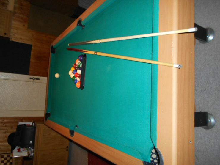 Für Freizeit Billiardtisch