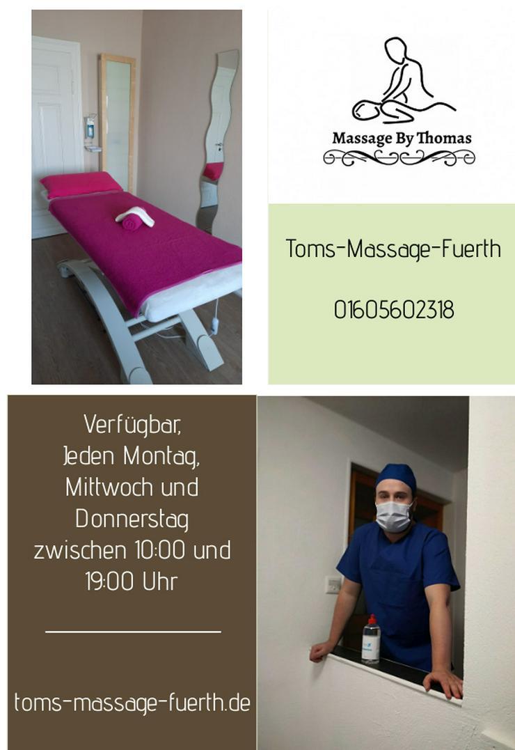Wellnessmassagen in Fürth