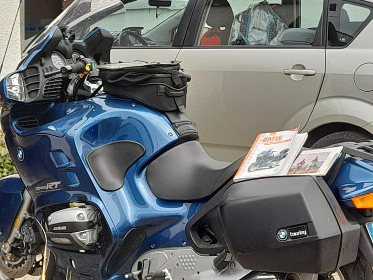 Bild 5: BMW R1100 RT