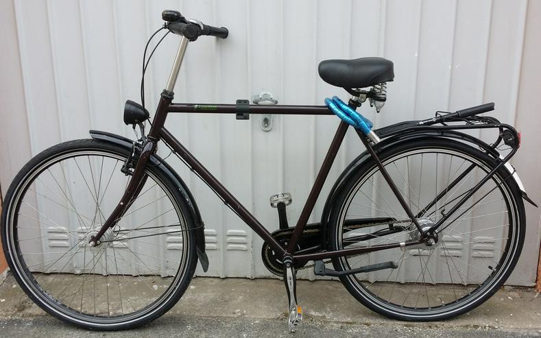 Wunderschönes großes Designer Fahrrad