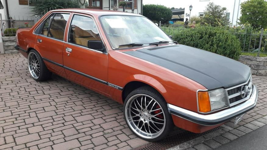 Oldtimer Opel Commodore C 2,5s Berlina mit Oldtimergutachten
