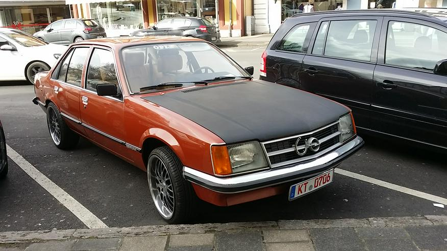 Bild 3: Oldtimer Opel Commodore C 2,5s Berlina mit Oldtimergutachten