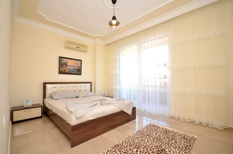 Bild 3: Türkei, Alanya, renovierte und möblierte 3 Zi. Wohnung. 441