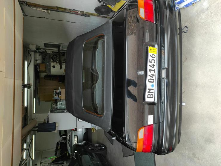 Escort Cabrio 1,6 Oldtimer - Escort - Bild 1