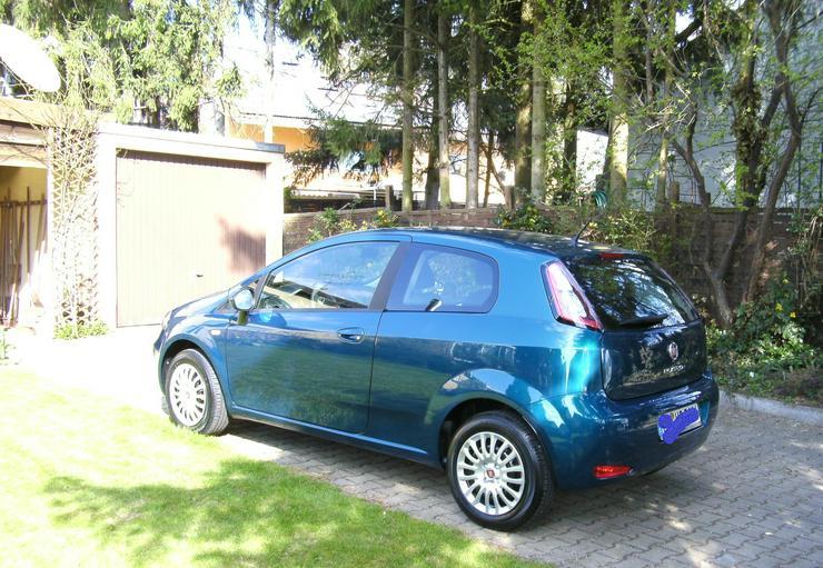 FIAT PUNTO 1.2  36000Km 3-türig  Klimaanlage  TÜV neu      5.800 € VB - Punto - Bild 1