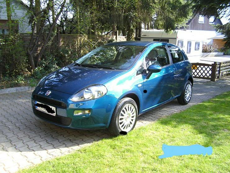 Bild 2: FIAT PUNTO 1.2  36000Km 3-türig  Klimaanlage  TÜV neu      5.800 € VB