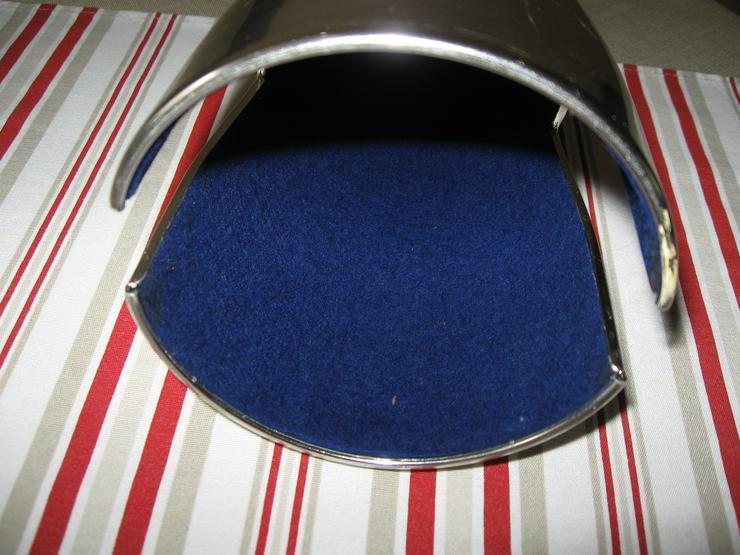 Melitta Warmhalte- Kaffee- und Teekanne, mit Milchkännchen, ca. 50 Jahre alt, Porzellan mit Isolierhaube, - Kaffeegeschirr & Teegeschirr - Bild 3