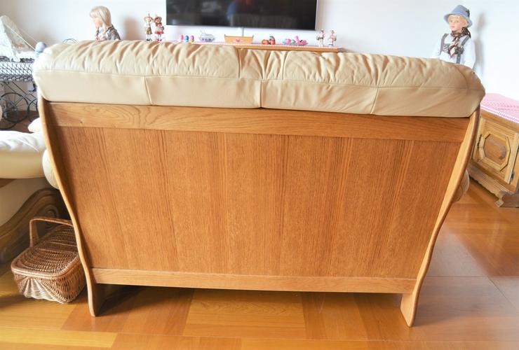 2er Couch, Sessel von Max Winzer