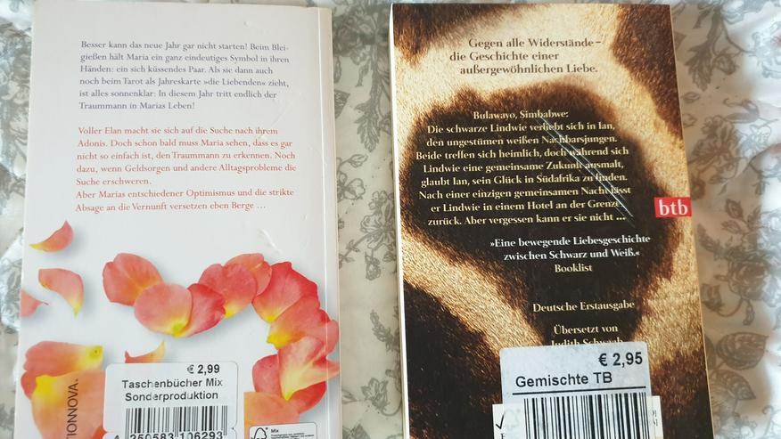 Bild 4:  Liebesromane