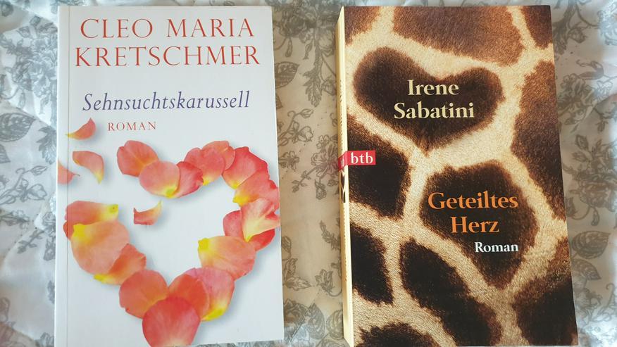 Bild 3:  Liebesromane