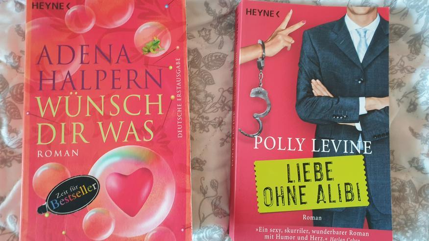 Liebesromane  - Romane, Biografien, Sagen usw. - Bild 1