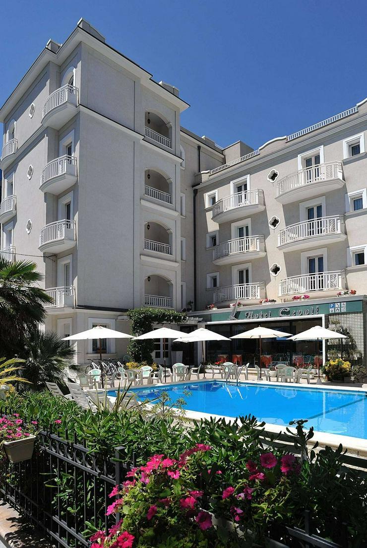 Hotel Gutschein für Cattolica zu verkaufen, 7x ÜF