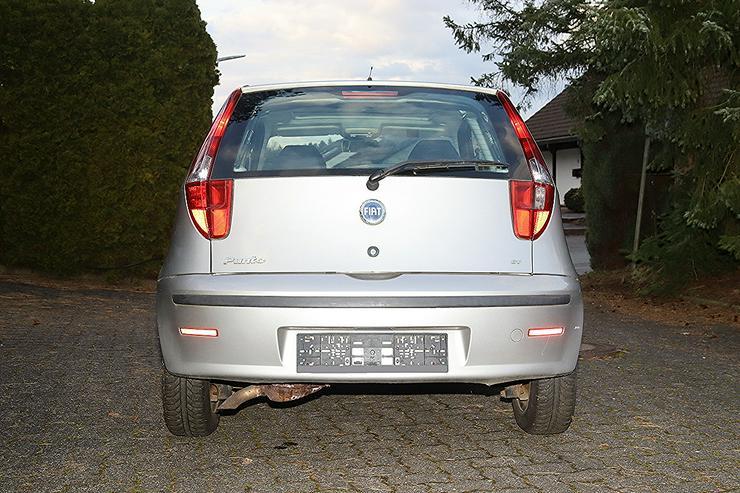 """Bild 4: """"Flotter"""" Fiat Punto mit95 PS/70 KW Motor zu verkaufen!"""