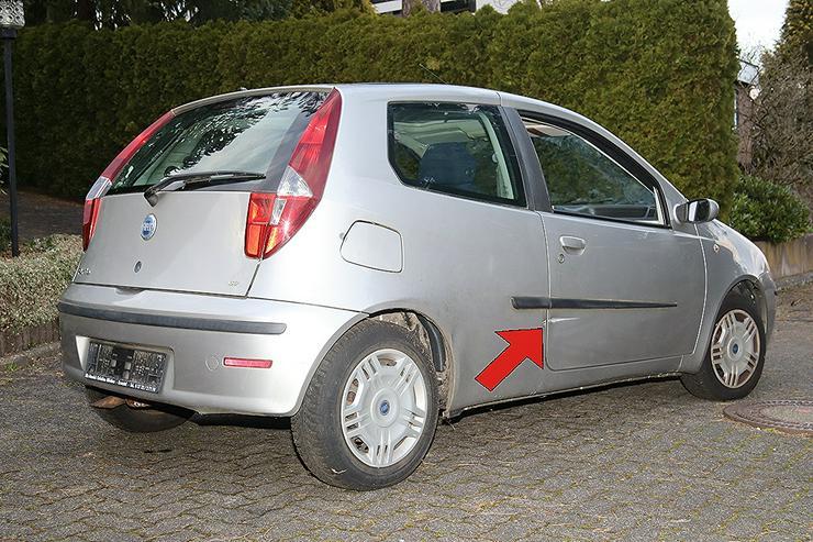"""Bild 3: """"Flotter"""" Fiat Punto mit95 PS/70 KW Motor zu verkaufen!"""