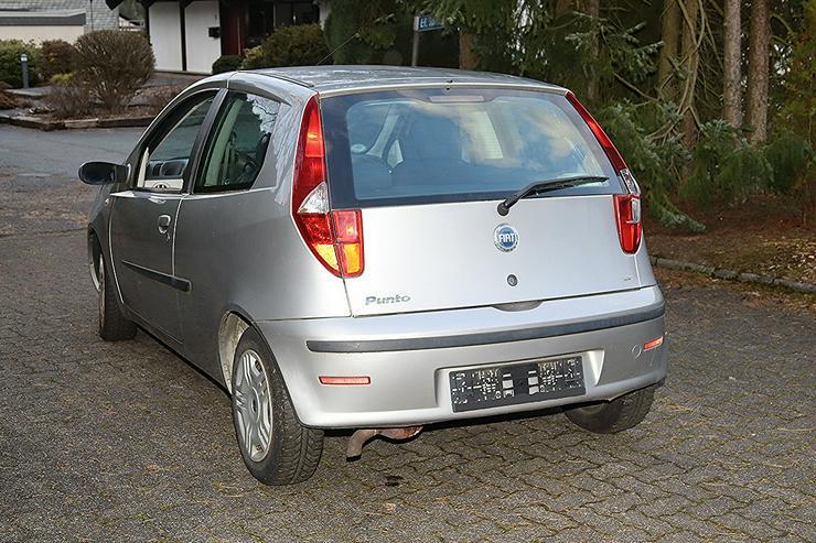"""Bild 5: """"Flotter"""" Fiat Punto mit95 PS/70 KW Motor zu verkaufen!"""