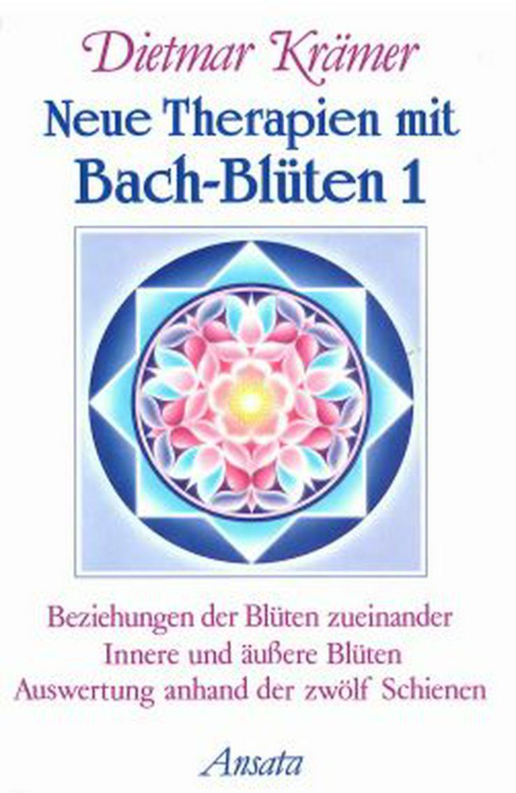 Neue Therapien mit Bachblüten, Band 1, 2 und 3