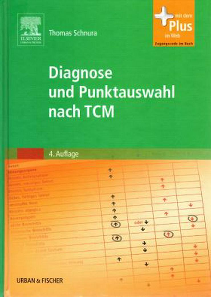 Diagnose und Punktauswahl nach TCM incl. online-Zugang