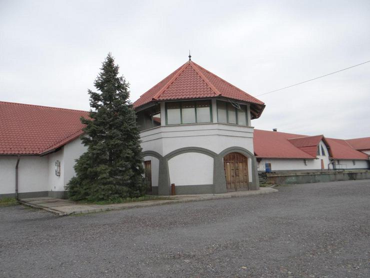 Standort an der Budapest - Belgrad Bahnlinie