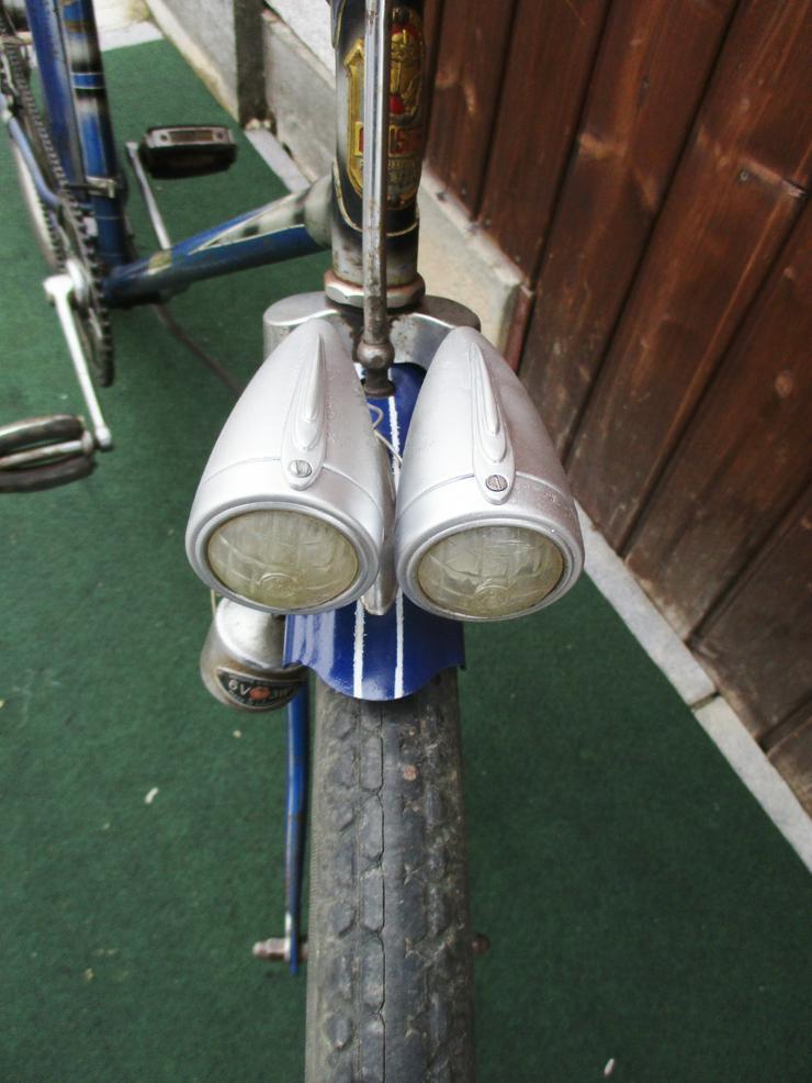 Herrenfahrrad Oldtimerfahrrad 26 Zoll von Meister - Citybikes, Hollandräder & Cruiser - Bild 5
