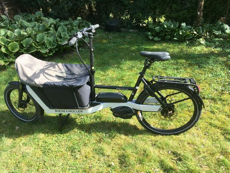 Riese + Müller Packster 40 - Elektro Fahrräder (E-Bikes) - Bild 2
