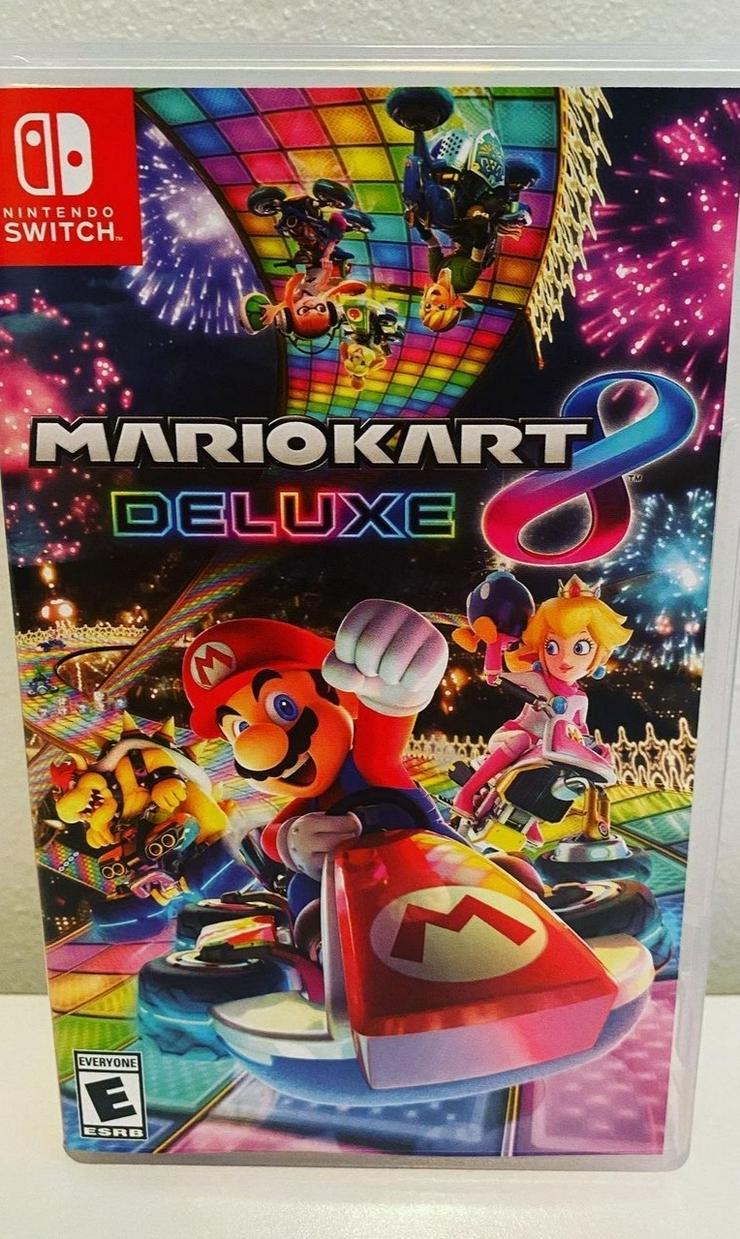 Mario Kart 8 DELUXE Nintendo Switch - Weitere Games - Bild 1