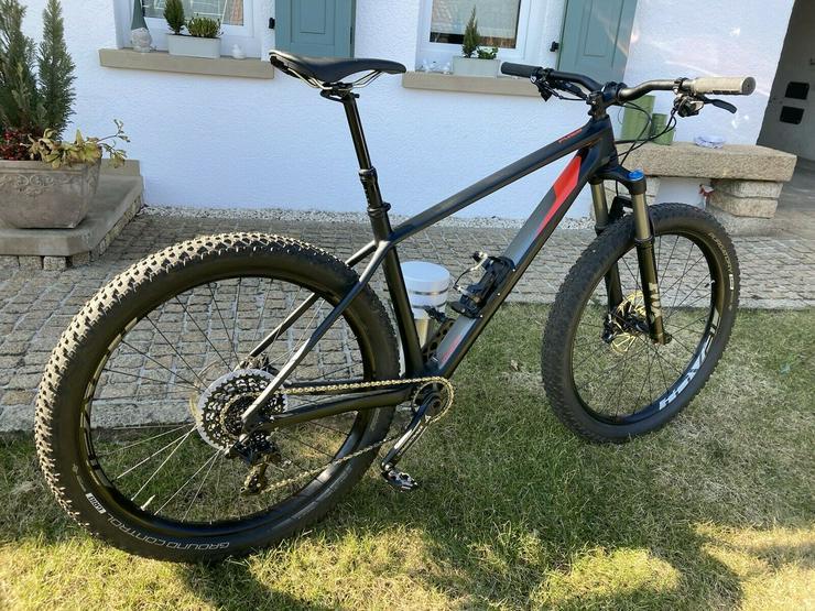 Bild 3: Specialized Fuse Expert Carbon 6 Fattie 27.5 Mountain Bike