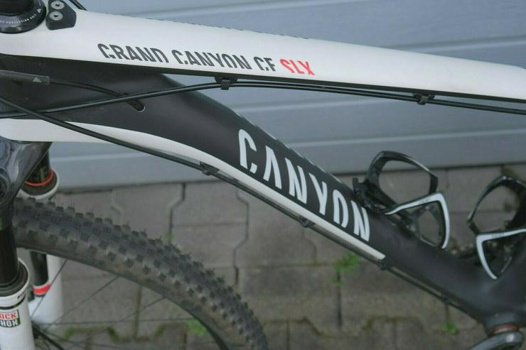 Bild 2: Canyon MTB XF SLX 9.9, Carbonrahmen, Größe L