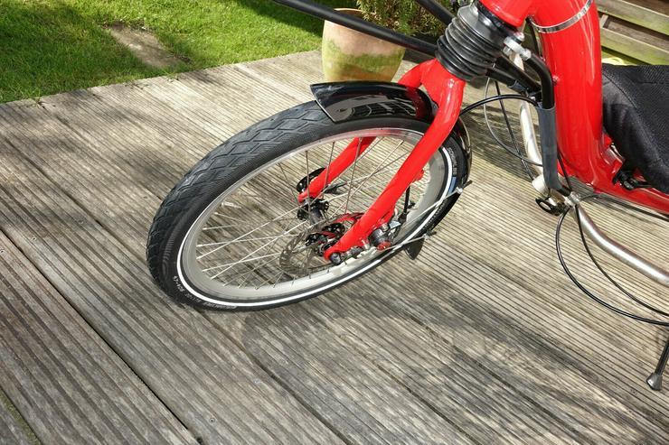Liegerad HP Velotechnik Speedmachine II  - Citybikes, Hollandräder & Cruiser - Bild 4