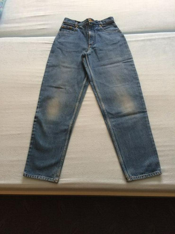 Jeans Gr. 164, Used-Look