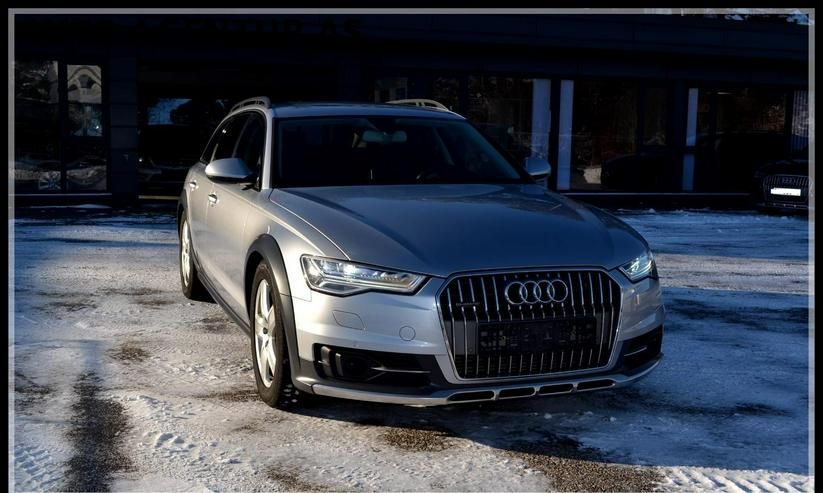 Bild 5: Audi A6 allroad quattro 3.0 TDI S tronic DPF