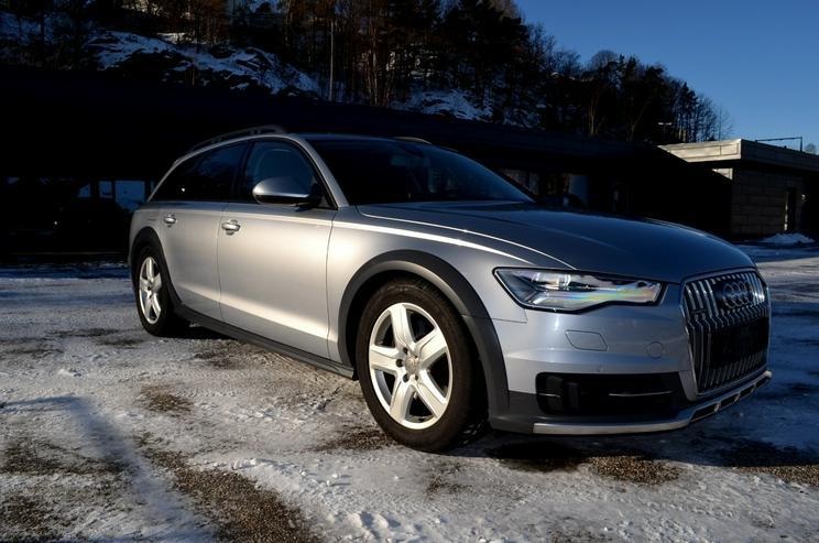 Bild 6: Audi A6 allroad quattro 3.0 TDI S tronic DPF