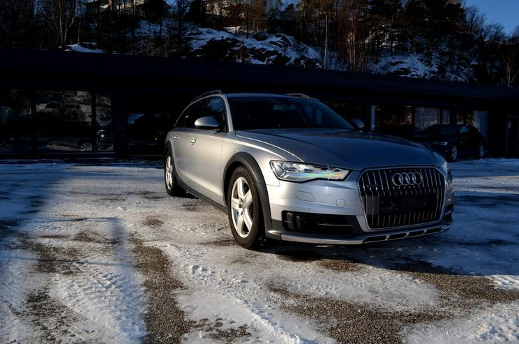 Bild 4: Audi A6 allroad quattro 3.0 TDI S tronic DPF