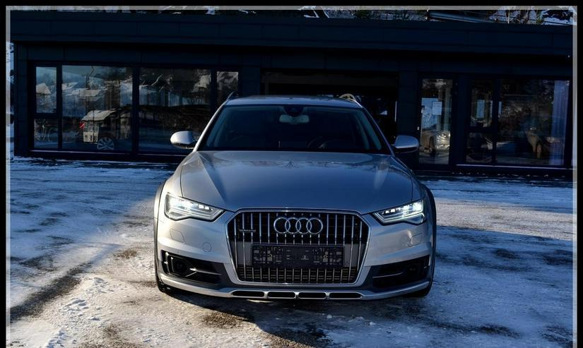 Audi A6 allroad quattro 3.0 TDI S tronic DPF - A6 Allroad - Bild 1