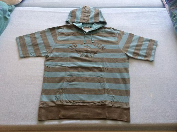 Sweatshirt-Hoody Gr. L (176/182) - Größen 164-176 - Bild 1