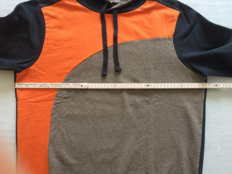 Bild 3: Sweatshirt-Hoody Gr. 52/54 (Gr. 188), neuwertig