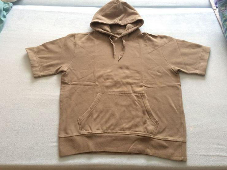 Sweatshirt-Hoody Gr. L (Gr. 188) - Größen 182-188 - Bild 1