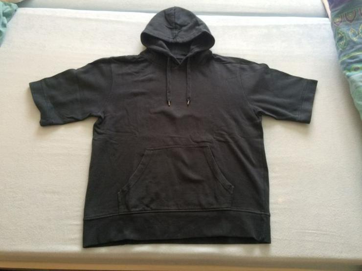 Sweatshirt-Hoody Gr. L (Gr. 188), dunkelblau - Größen 182-188 - Bild 1