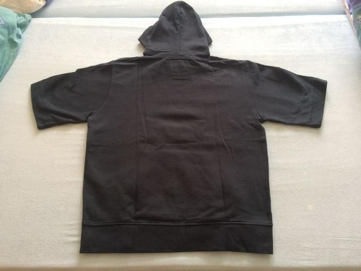 Bild 5: Sweatshirt-Hoody Gr. L (Gr. 188), dunkelblau